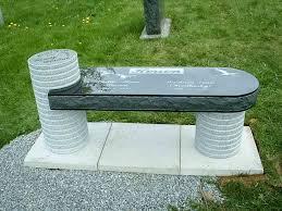 granite monuments bench bench monuments bench memorials atchison monuments granite
