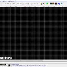 layout en español como se escribe sprint layout sofware para crear circuitos impresos pcb