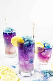 purple martini recipe color changing lemonade slushie galaxy lemonade slushie the