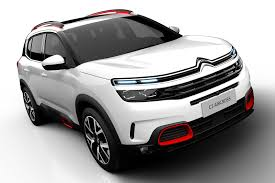 citroen electric citroen c5 aircross revealed at shanghai motor show autocar