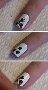 20 adorable christmas nail designs u0026 step by step tutorials diybuddy