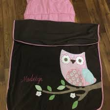 Pottery Barn Sugar Land Texas Best Pottery Barn Kids Owl Nap Mat W Attached Blanket Has
