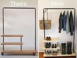 best 25 diy coat rack ideas on pinterest wall coat rack within