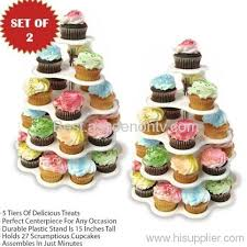 5 tier cupcake stand 5 tier cupcake stand cupcake standing as seen on t v from china