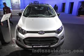 ford jeep 2016 price ford ecosport price cut by 1 12 lakhs with immediate effect