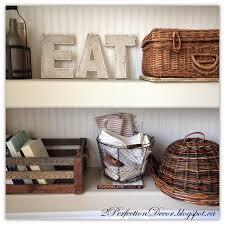 2perfection decor kitchen display shelves