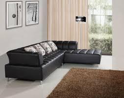 canapé d angle capitonné deco in canape d angle capitonne noir verone can