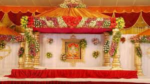 10 wedding stage decoration with flowers