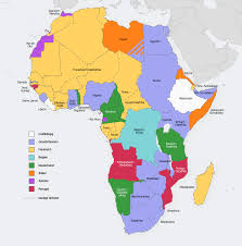 Map Writer Die Vergessenen Afrikaner Aincaart