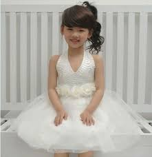 Wedding Dresses For Kids Children U0027s Princess Dress Kids Bridal Dresses Strapless Dresses