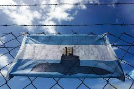 Argentine Flag Time Could Be Running Out For Missing Argentine Submarine As