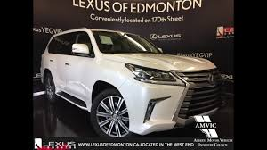 lexus lx 570 2017 2017 lexus lx 570 review youtube