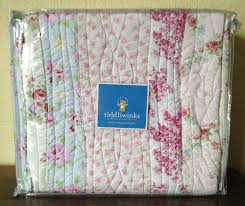 i am in love with this crib bedding tiddliwinks cottage chic 4 pc