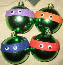 how to make and easy tmnt ornaments mutant