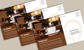 personalized postcards a creative way to thank clients dynamark