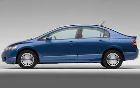 2009 Honda Civic Coupe Interior Used 2011 Honda Civic Hybrid Pricing For Sale Edmunds
