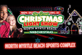 north myrtle beach christmas lights century 21 thomas real estate blog the great christmas light show