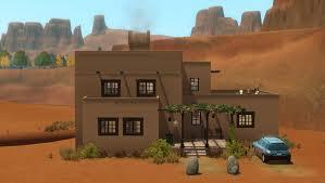 Adobe House Mod The Sims 1910 U0027s Adobe