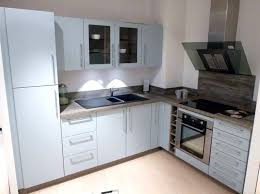 cuisine smicht cuisine schmidt de presentation modele loft colori blue laque mat