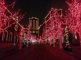 holiday lights st louis brewery lights at anheuser busch starts november 19