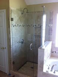 Installing Frameless Shower Doors Shower Doors And Frameless Showers Plano Tx Plano Shower Door Llc
