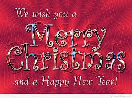 a merry and happy new year wish 2016