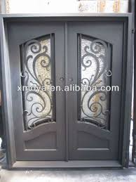 safety door design with grill main door designs buy main door
