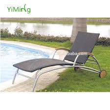 Lightweight Folding Chaise Lounge Lounge Chair Wheels Lounge Chair Wheels Suppliers And