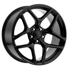 Muscle Car Rims - oem replicas chevy camaro z28 gloss black bigwheels net custom