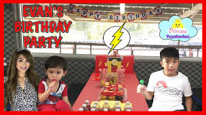 thanksgiving flash games happy birthday evan the flash party at car racetrack outdoor fun