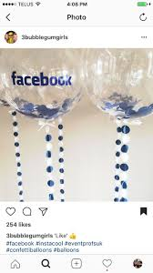 25 best balloon clear bubbles images on pinterest confetti