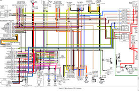 harley softail wiring diagram wiring diagrams