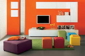 interior home color combinations 16 interior wall painting colour combinations on orange color