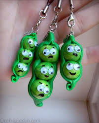 two peas in a pod charm 88 best clay food jewelry images on clay food
