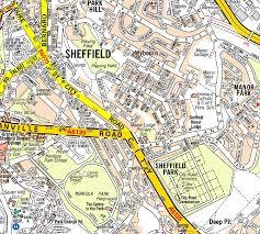 map az a z wall map