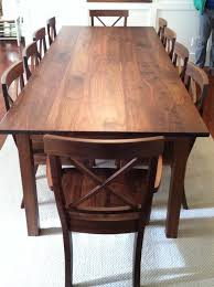 Walnut Dining Room Furniture Walnut Boulder Furniture Arts