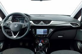 opel corsa interior 2016 new opel corsa hatchback gets styling help from adam and new tech
