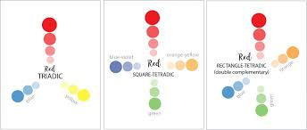 5 tips for organizing color just red blog series raw designs