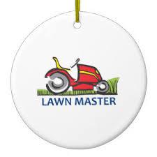 mower ornaments keepsake ornaments zazzle