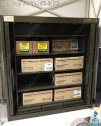 Ammo Storage Cabinet Heavy Duty Ammo Cabinets Lockers Department Secure