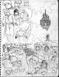 henry chiu u0027s sketch book