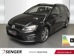 Senger Bad Oldesloe Volkswagen Golf Vii Variant 1 4 Tsi Allstar R Line Gar 2021 Auto