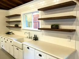 kitchen bookshelf ideas bathroom fascinating reclaimed wood floating shelves design for