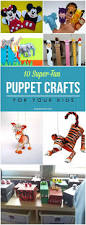 halloween crafts ideas for older kids best 25 puppet crafts ideas on pinterest puppets finger