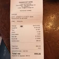 bureau de change nord cen change 12 reviews currency exchange 70 bd de strasbourg