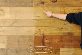 my shop renovations and hemp wall tutorial my painted door
