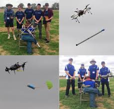 Challenge Montage Joint Winners Of The 2017 Queensland Government Airborne Delivery