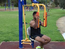 Backyard Gymnastics Equipment Campbelltown City Council Outdoor Gym Equipment