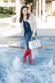 dress up your rain boots the fashionista u0027s diary