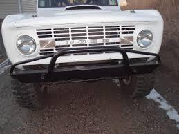 prerunner bronco suspension affordable prerunner front bumper ford bronco u002766 u002777